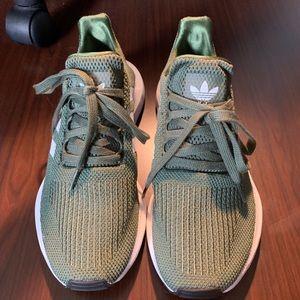 adidas Shoes - Womens army green adidas